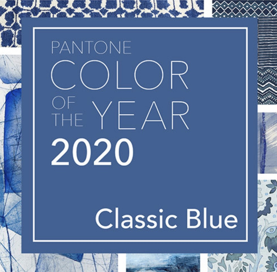 Classic Blue ~ Color Of The Year