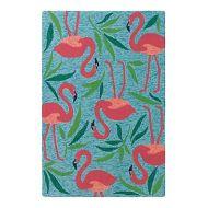 Company C: Fancy flamingo Rug