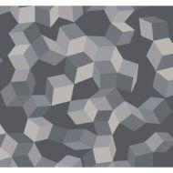 Cole & Son: Puzzle 105/2011.CS.0 Grey and Black