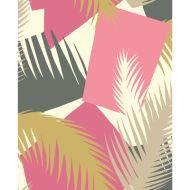 Cole & Son: Deco Palm 105/8038.CS.0 Pink