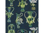 Cole & Son WP: Ardmore Khulu Vases 109/12058.CS.0 Midnight