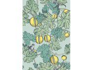 Cole & Son WP: Fornasetti Frutto Proibito 114/1002.CS.0 Seafoam & Lemon