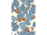 Cole & Son WP: Fornasetti Frutto Proibito 114/1003.CS.0 Hyacinth & Orange