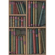 Cole & Son WP: Fornasetti Ex Libris 114/5010.CS.0 Forest