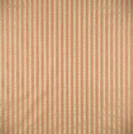 Scalamandre: Shirred Stripe SC 0001 121M Peach & Beige