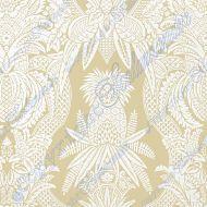 Scalamandre: East India CL 0003 16482 Beige e Bianco