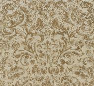 Scalamandre: Palladio Velvet Damask SC 0002 16592 Burnished Gold