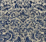 Scalamandre: Palladio Velvet Damask SC 0003 16592 Lapis