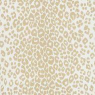 Schumacher: Iconic Leopard Indoor/Outdoor 177321 Linen