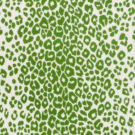 Schumacher: Iconic Leopard Indoor/Outdoor 177322 Green