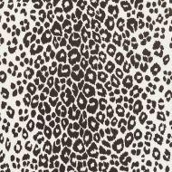 Schumacher: Iconic Leopard Indoor/Outdoor 177324 Graphite