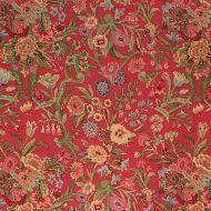 Lee Jofa: Port Eliot Print 2001196-19 Raspberry