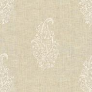 Suzanne Kasler for Lee Jofa: Marseille Emb 2014110.101.0 Pearl/White