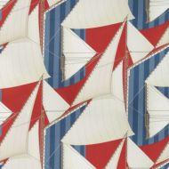 Suzanne Kasler for Lee Jofa: St Tropez Print 2018136.195.0 Red/Blue