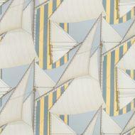 Suzanne Kasler for Lee Jofa: St Tropez Print 2018136.405.0 Blue/Yellow