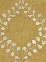 Robert Allen: Winding Leaves 221758 Goldenrod