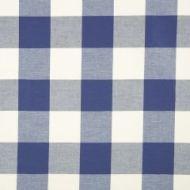 Robert Allen: Checkered Out 241098 Calypso Blue
