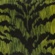 Scalamandre: Tigre SC 0002 26167MMA Greens & Black