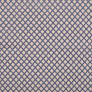 Scalamandre: Pomfret SC 0005 26692 Blue on Beige