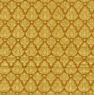 Scalamandre: Rondo CL 0004 26714 Gold & Ochre