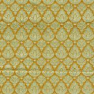 Scalamandre: Rondo CL 0009 26714 Jade & Gold