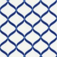 Scalamandre: Rondure Embroidery SC 0004 27074 Cobalt