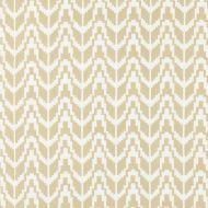 Scalamandre: Chevron Embroidery SC 0001 27103 Straw