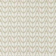 Scalamandre: Chevron Embroidery SC 0003 27103 Flax