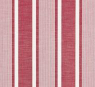 Scalamandre: Wellfleet Stripe SC 0003 27111 Berry