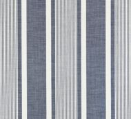 Scalamandre: Wellfleet Stripe SC 0004 27111 Denim