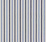 Scalamandre: Leeds Cotton Stripe SC 0004 27114 Indigo