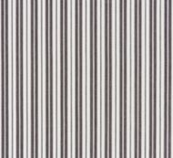 Scalamandre: Devon Ticking Stripe SC 0005 27115 Charcoal