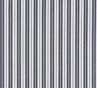 Scalamandre: Devon Ticking Stripe SC 0006 27115 Indigo