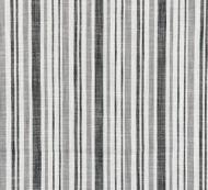 Scalamandre: Pembroke Stripe SC 0005 27116 Charcoal
