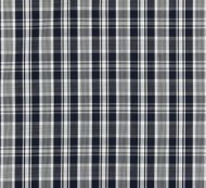 Scalamandre: Preston Cotton Plaid SC 0005 27122 Navy