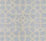 Scalamandre: Linen Lattice 27149-004 Bluestone, Fog