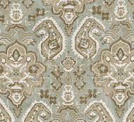 Scalamandre: Oushak Linen Velvet SC 0001 27171 Aquamarine