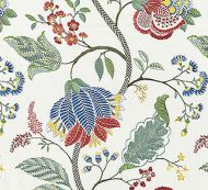 Scalamandre: Palampore Embroidery SC 0003 27175 Bloom