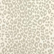 Schumacher: Iconic Leopard WP 5007011 Linen