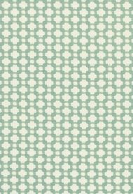 Celerie Kemble for Schumacher: Betwixt 62615 Water / Ivory