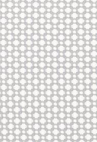 Celerie Kemble for Schumacher: Betwixt 65684 Zinc/ Blanc