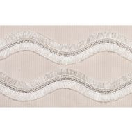 Schumacher: Ogee Embroidered Tape 74332 Sky