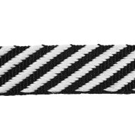 Schumacher: Twill Tape 76100 Black