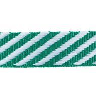 Schumacher: Twill Tape 76106 Emerald