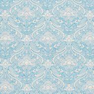 Schumacher: Hendrix Embroidery 76160 Blue