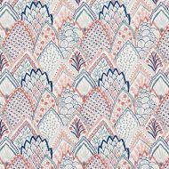 Schumacher: Albizia Embroidery 76310 Delft & Rose