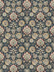 Fabricut: Isomer Floral 9425601 Sapphire