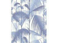 Cole & Son WP: Contemporary Restyled Palm Jungle 95/1005.CS.0 Blues & White