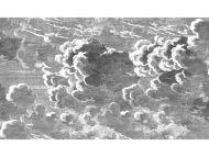 Cole & Son WP: Fornasetti Nuvolette 114/28054.CS.0 Black and White