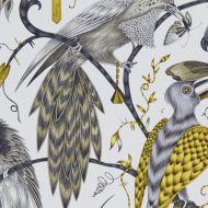 Clarke & Clarke: Audubon Print F1108-2 Gold